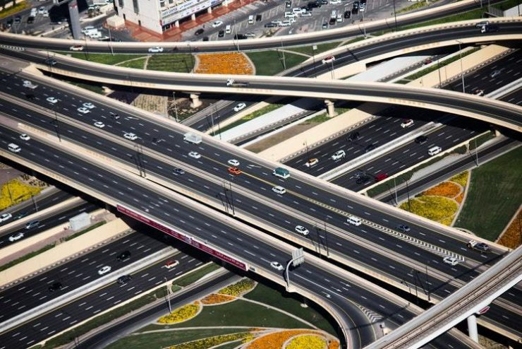UAE embarks on innovative eco-friendly path to build public roads