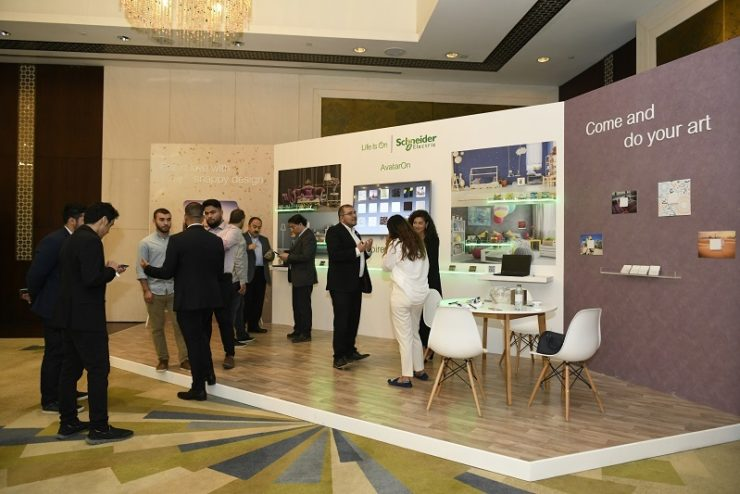 Schneider Electric introduces award-winning AvatarOn and Wiser to the United Arab Emirates