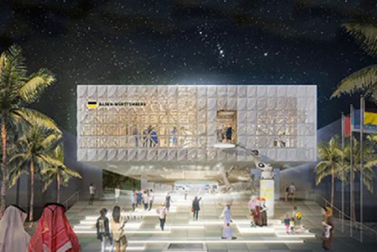 German state of Baden-Württemberg unveils design for its Expo 2020 pavilion