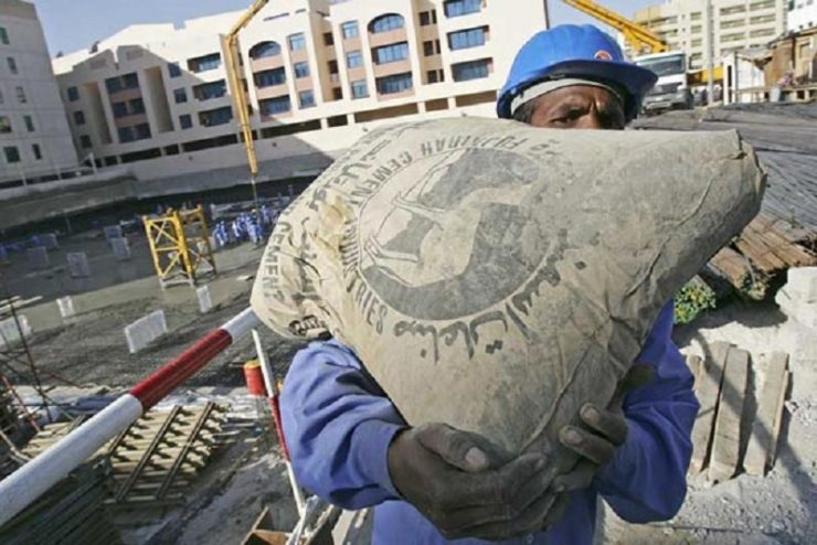 Saudi Arabia's cement industry remains under pressure