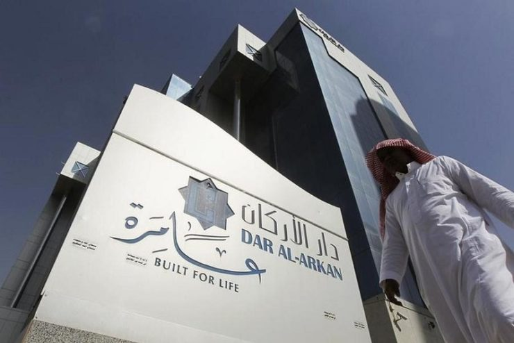 Dar Al Arkan declines by over 90% in Q1 2019