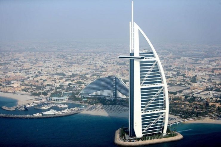 Dubai ranks second in the list of global cities with largest hospitality pipelines