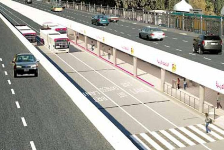 Jordan floats tenders worth US$ 33.5 bn for key section of the Greater Amman BRT project