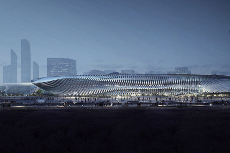 Abu Dhabi's planned hyperloop system to open in 2020