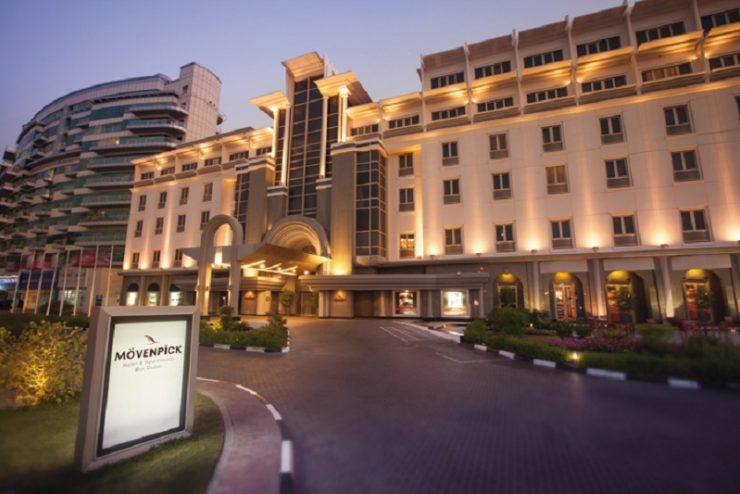 Interserve awarded US $ 9.2 mn Mövenpick Hotel & Apartments-branded property contract