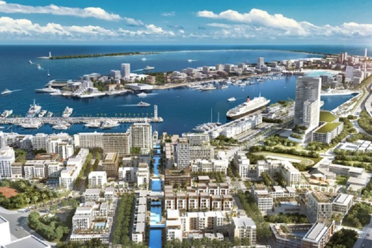 Emaar launches US$ 6.8 bn 'Mina Rashid' project in Dubai Creek