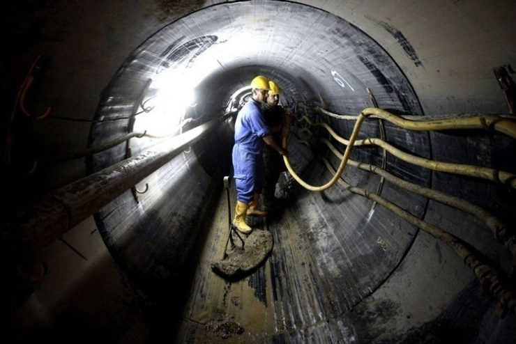 Dubai Municipality begins exploratory work for deep tunnel sewerage project