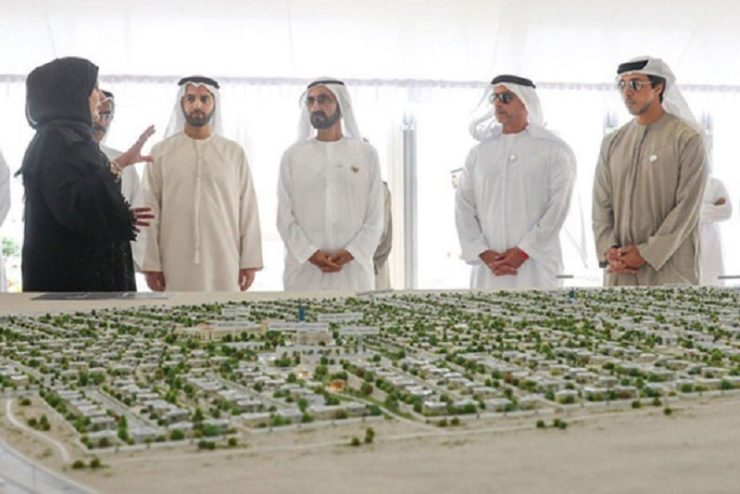 Dubai Ruler announces massive plan of building 34,000 residential units by 2025