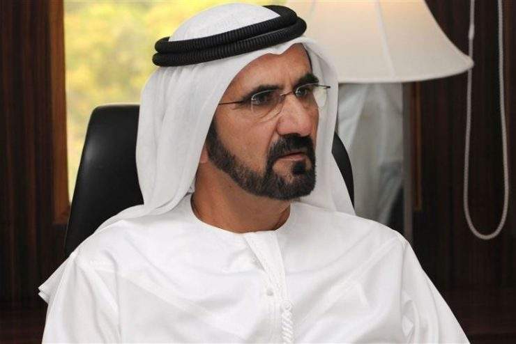 Dubai ruler announces utilities projects worth US$ 1.6 bn