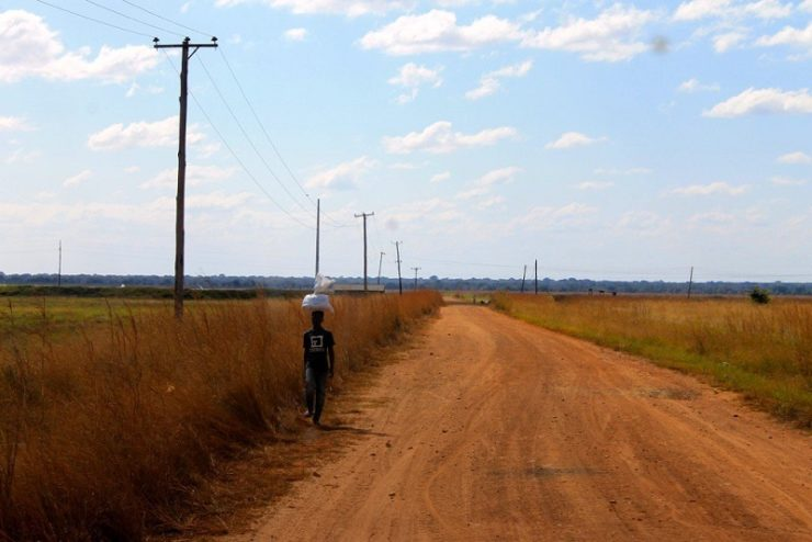 Zambia to construct on 2,000 kms of feeder roads