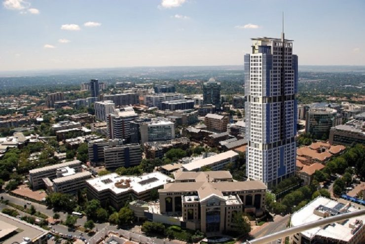 US$ 210 mn Leonardo to become South Africa's tallest building