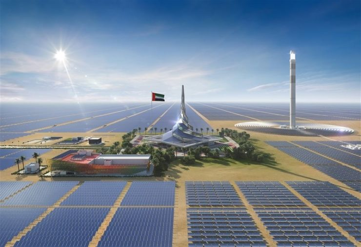 DEWA requests tenders for 900MW 5th phase of MBR Solar Park project