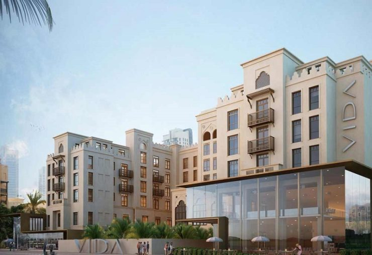 Over 7,500 rooms hotel projects under development by Emaar Hospitality Group