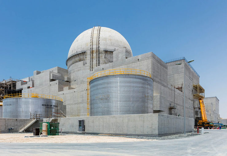 UAE issues assurances about safety of Barakah Nuclear Energy Plant