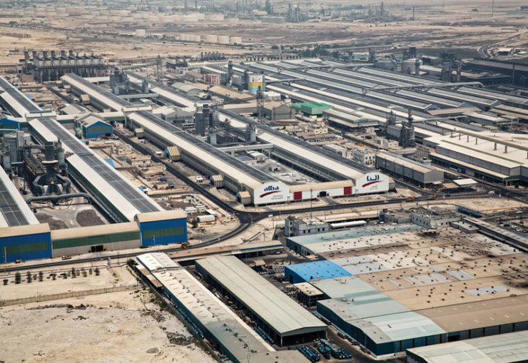 Alba's US$ 3 bn Line 6 expansion ready for first pouring of molten metal on 1st January, 2019