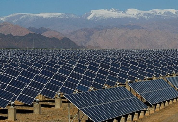 Masdar, Armenia sign agreement for solar and wind power sectors
