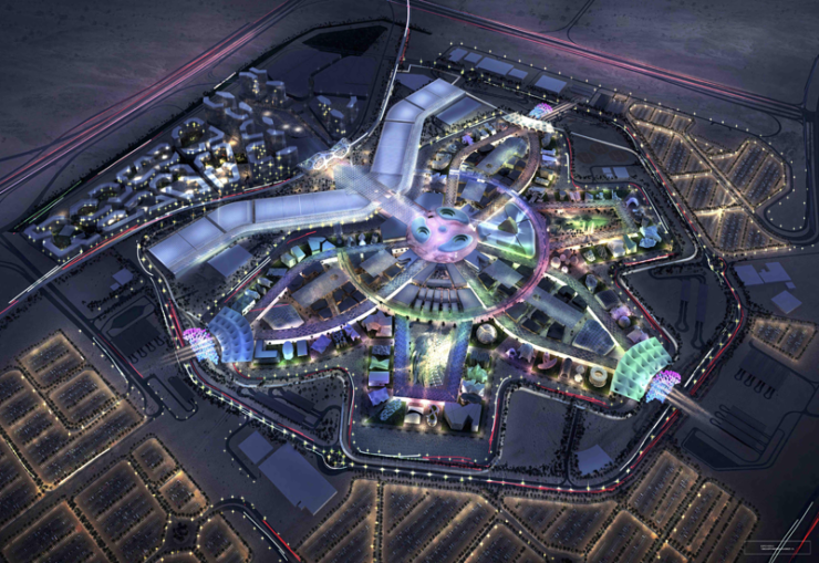 Laing O'Rourke awarded two construction contracts by Expo 2020 Dubai