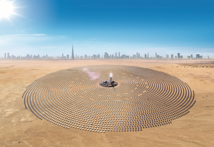 Construction of Phase 4 MBR solar park ahead of schedule