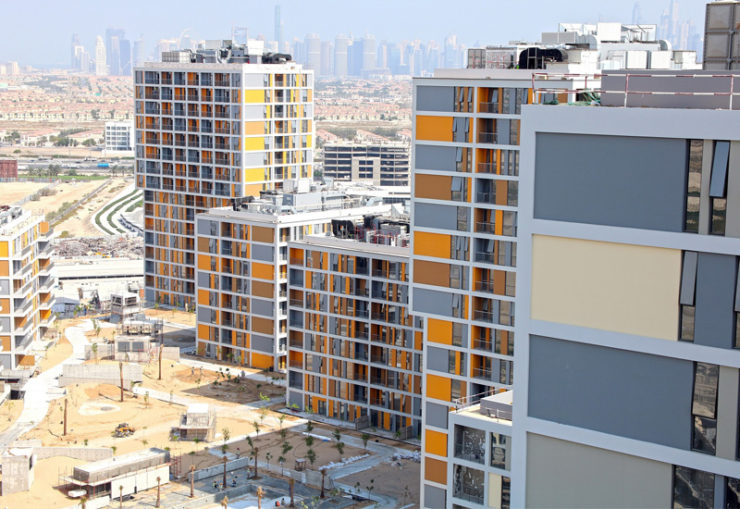 Deyaar Development nears completion of two community projects in Dubai