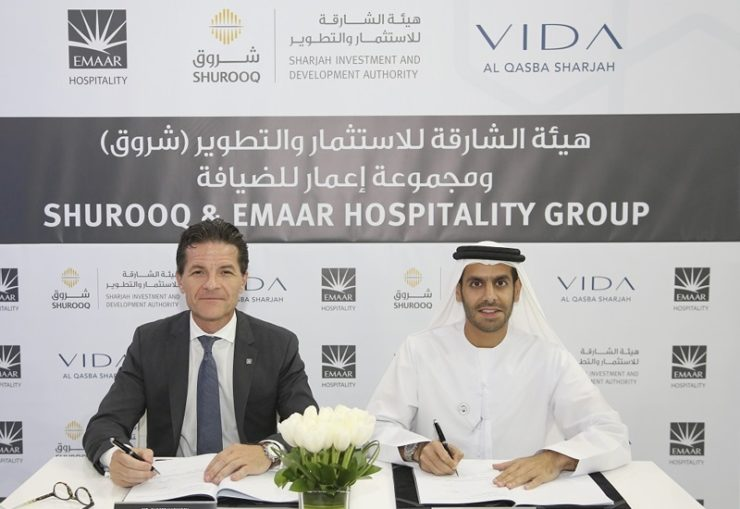 Shurooq to operate lifestyle boutique hotel in Sharjah's Al Qasba