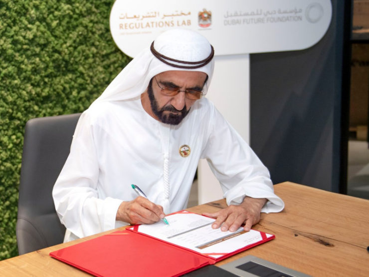 Ruler of Dubai enacts Insolvency Law