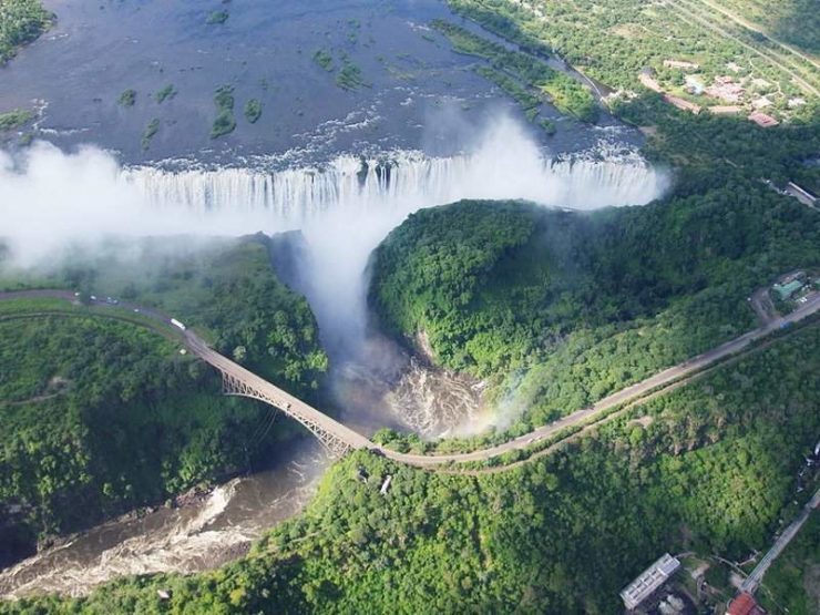 Construction of Batoka Gorge Hydroelectric Power Station in Zambia to begin by 2019-end