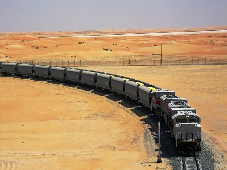 US$ 1.2 bn Etihad Rail Stage 2 contracts won by China's CRCC, UAE's GTGC