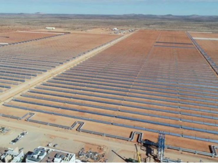 Karoshoek Solar One project in South Africa completed