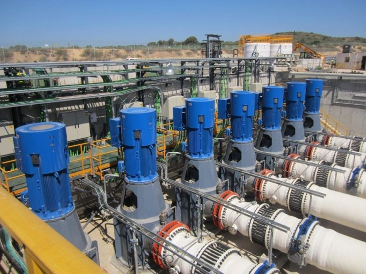 UK Government pledges US$ 11.8 mn for construction of water desalination plant in Gaza