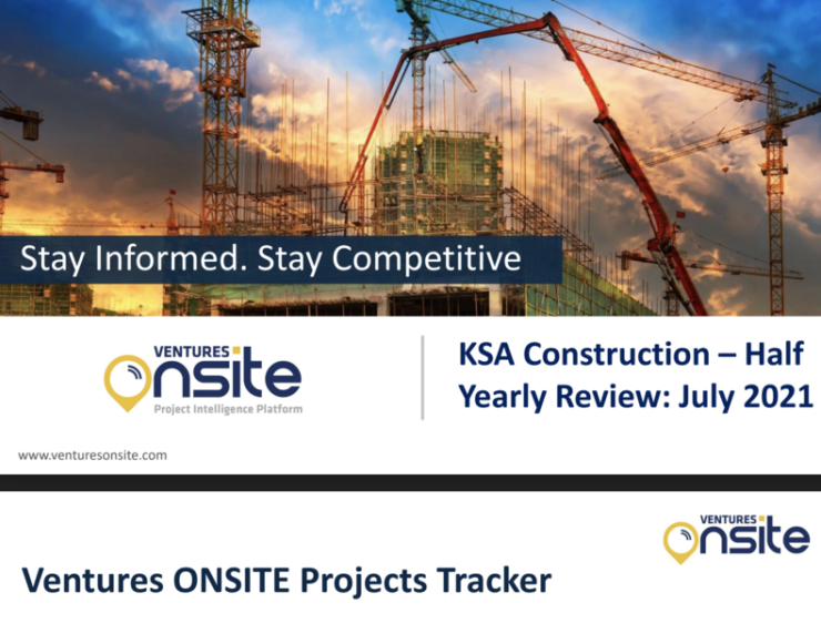 Ventures Onsite Construction News Update for the Middle East 21-06-21