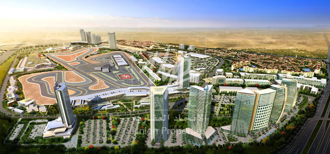 New shopping mall and hotel to open in dubai 39 s motor city for Hotels in motor city dubai