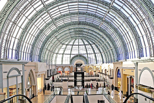 Dubai mall of emirates expansion on track for ventures onsite dubai mall of the emirates 2 sciox Choice Image