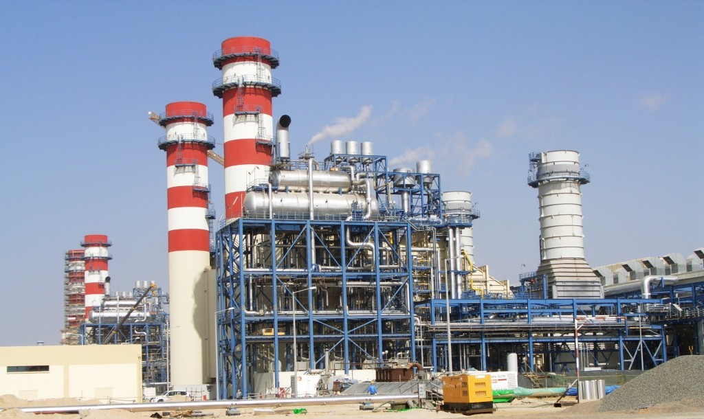 Shuweihat S3 Combined Cycle Power Plant In Abu Dhabi