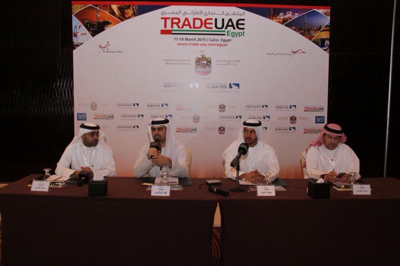 Trade UAE Egypt to set a new course in UAE-Egypt business to…